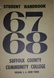 Suffolk County Community College Student Handbook 1967 - 1968